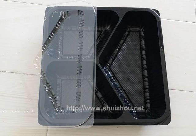 一次性塑料饭盒_PP吸塑托盘
